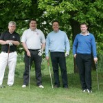 Donegal Golf Day, Ealing 2009‏