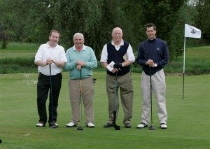 Donegal Golf Day, Ealing 2009